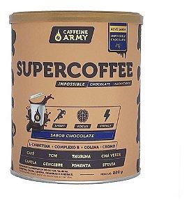 Novo Supercoffee Chocolate 220g - Caffeine Army
