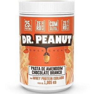 Dr Peanut Pasta De Amendoim Com Whey Isolado 1kg