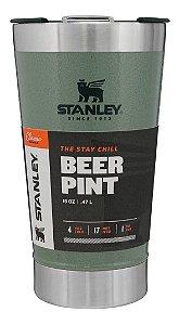 Copo Térmico Para Cerveja Stanley Beer Inox C Tampa 473ml