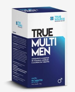 True Mega Men Multivitaminico 90 Tabs True Source