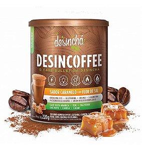 Desincoffee Sabor Caramelo Com Flor De Sal Desinchá 220g