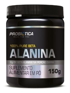 Pure Beta Alanina Probiotica 100% Pura 150g