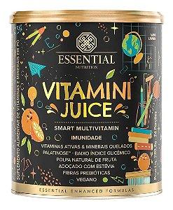 Vitamini Juice 280g Essential - Multivitamínico Kids Vegano
