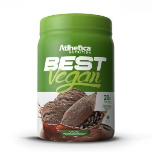 Best Vegan Whey 500g - Atlhetica Nutrition