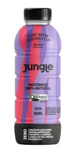 Jungle Isotônico Orgânico Sabor Uva - Jungle 500ml