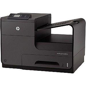 Impressora HP Officejet Pro X451DW Jato de Tinta
