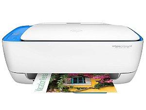 Impressora HP Multifuncional Deskjet Ink Advantage 3636 Wi-Fi