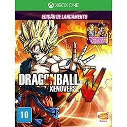 Jogo Dragon Ball Xenoverse - XBOX ONE