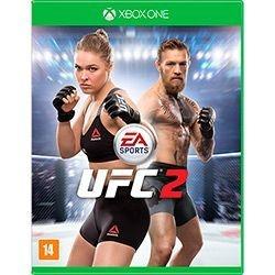 Jogo UFC 2 - XBOX ONE