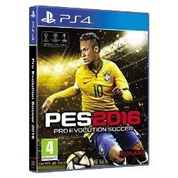 Jogo Pro Evolution Soccer 2016 - PS4