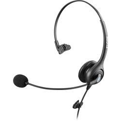 Headset com conector QD - Preto - Elgin