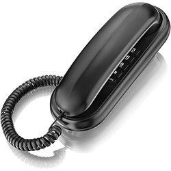 Telefone Elgin com Fio Modelo Gôndola TCF 1000 - Preto