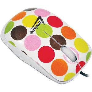 Mouse Leadership Ball Retro USB - 3413