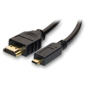 Cabo HDMI x Micro HDMI Leadership 1,8m - 9277