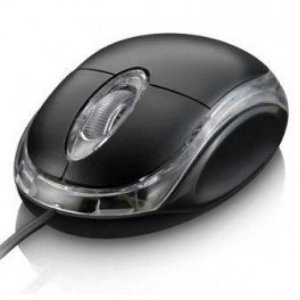 MOUSE OPTICO USB KNUP KP-M611