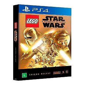 Jogo Lego Star Wars: O Despertar da Força (Edição Deluxe) - PS4