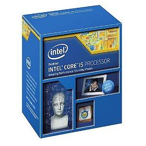 Processador Intel Core i5-4460 - Cache 6MB, 3.2GHz, LGA 1150