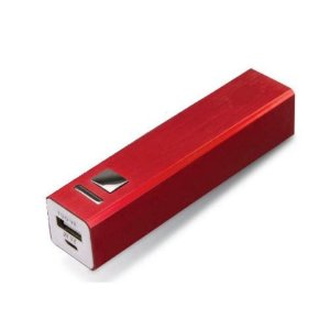 Power Bank X-Cell Bateria Portátil 2900mAh XC-BANK-01 Vermelho