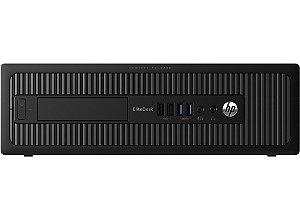 Computador HP EliteDesk 705 G1 SFF - AMD A8 Pro 4GB 500GB + Teclado e Mouse