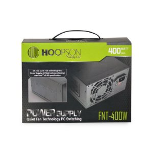 Fonte ATX Hoopson 400W Power Supply