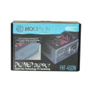 Fonte ATX Hoopson 450W Power Supply