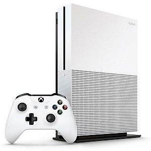 Console Xbox One S 1TB + Jogo Madden NFL 17  - Microsoft