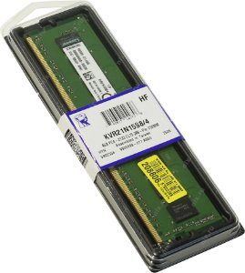 Memória RAM DDR4 4GB 2133MHz - kvr21n15s8/4 Kingston