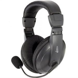 Headset Leadership Couro Profissional 1740