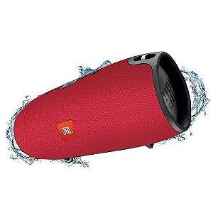 Caixa de Som Bluetooth JBL Xtreme Vermelha 2x20W 15h de Bateria