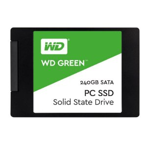Hd Ssd Western Digital Green 240gb - 2.5""
