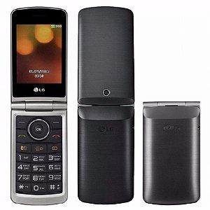 Celular LG G360 Dual Sim Câmera 1.3 MP Preto