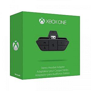 Adaptador para fone de ouvido estéreo XBOX ONE - Microsoft