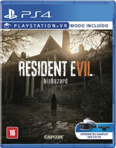 Jogo Resident Evil 7 Biohazard - PS4
