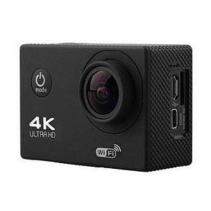Action Camera 4K Ultra HD À Prova D'água WIFI