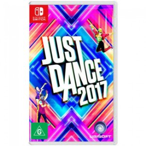 Jogo Just Dance 2017 - Nintendo Switch
