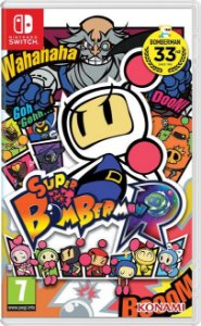 Jogo Super Bomberman - Nintendo Switch