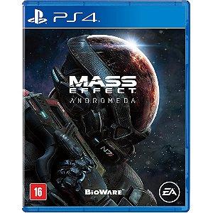 Jogo Mass Efect Andromeda- PS4