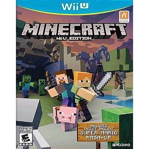 Jogo Minecraft Wii U