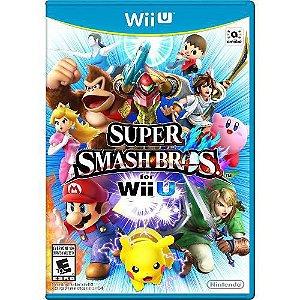 Jogo Super Smash Bros - Wii U