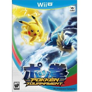 Jogo Pokemon Tournament - Wii U