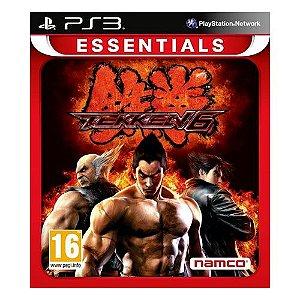 Jogo Tekken 6 Essentials - PS3