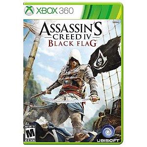 Jogo Assassin`s Creed IV Black Flag - Xbox 360