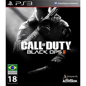 Jogo Call Of Duty: Black Ops II - Em Português - PS3