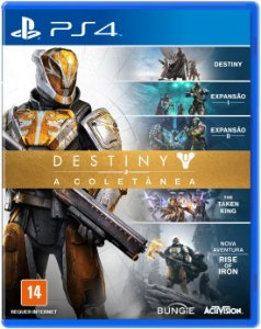 Jogo Destiny - A Coletânea - PS4