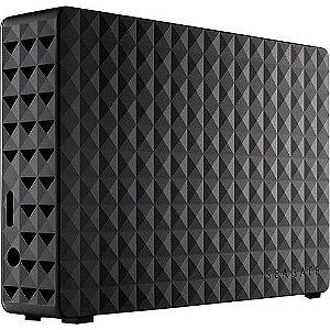 HD Externo Seagate Expansion 4TB Desktop Preto