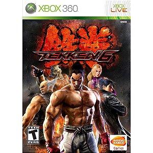 Jogo Tekken 6 - X360