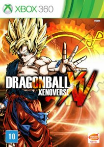 Jogo Dragon Ball Xenoverse - X360