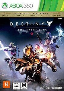 Jogo Destiny - The Taken King Ed Lendária - Xbox 360