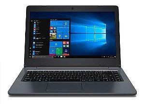"Notebook Positivo Master N40I - Intel Celeron, 4GB de Memória, Tela de 14"", 500 GB HD"