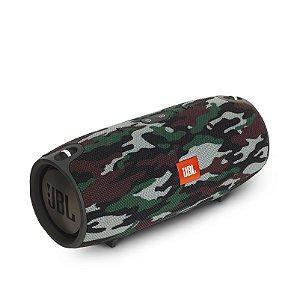 Caixa De Som JBL Xtreme Edição Especial Camuflada - Squad